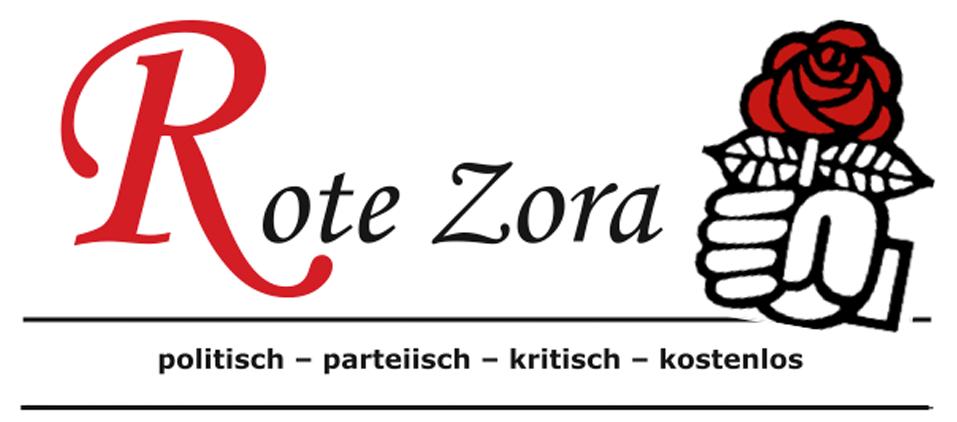 Morgen neue Ausgabe der Roten Zora